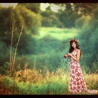 цветочная :: Янина Гришкова