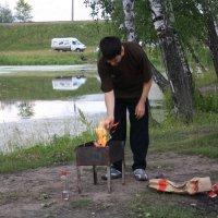 Будет пикник :: Виктор Дементьев