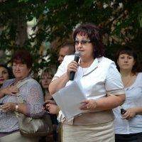 30 лет отдано школе :: Валерий Лазарев