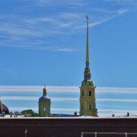 Вертикаль и горизонталь :: Святец Вячеслав