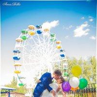 """свадьба. парк """"Планета"""" :: Анютка Токарева"""