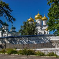 Ипатьевский монастырь. Кострома. :: Elena Ignatova