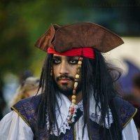 Пират :: Ярослава Бакуняева