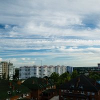 облака за час до заката :: Vladislava Ozerova