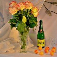 Шампанское :: Наталия Лыкова