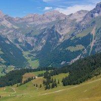 горная Швейцария :: сергей cередовой