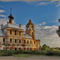 Церковь Михаила Архангела в Архангельском, 1780-1788 :: Дмитрий Анцыферов