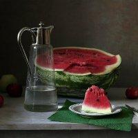Лето в тарелке :: Татьяна Карачкова
