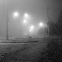 туман :: Caша Джус