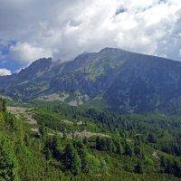 Mountain Landscape :: Roman Ilnytskyi