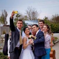 Селфи на свадьбе :: Василий Малыш