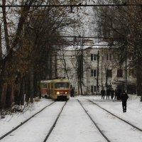 Сормово... Почти Зима. :: Фёдор Куракин