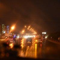 Вечер в Минске :: юрий Амосов