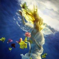 Flower Fantasy :: Дмитрий Лаудин