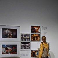 «Россия сегодня» открыла первую выставку работ победителей конкурса имени Андрея Стенина. :: Евгений Жиляев