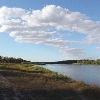 река Ахтуба :: Надежда
