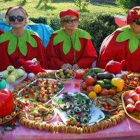 Угощение для всех :: nika555nika Ирина