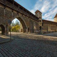 Стены старого Таллина. :: Юрий
