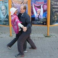 ...танцуем везде..! :: Ирина