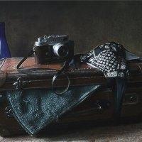 Как я собирался в отпуск, но так и не уехал :: Михаил Анисимов