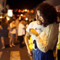 Прогулка по вечернему городу :: Anastasia Melnikova