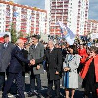 Парад студентов Башкортостана-2015 т.89196045346 :: arkadii