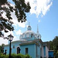 Церковь Смоленской иконы Божией Матери :: Laryan1