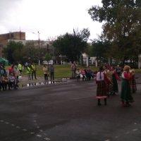 Русские народные в День города Люберцы! :: Ольга Кривых