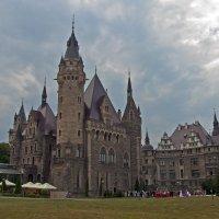 Moszna Castle again :: Roman Ilnytskyi