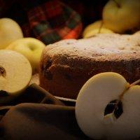 Яблочный пирог :: Татьяна
