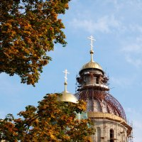 Купола :: Olga Golub