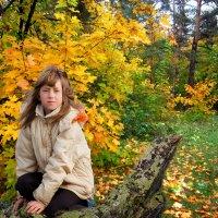 осенний портрет :: Натали Акшинцева