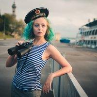 Морячка :: Павел Генов