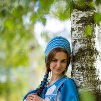 Русское лето :: Мария Корнилова
