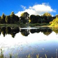 Озеро :: Евгений Дубинский