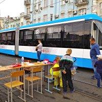 новый трамвай :: юрий иванов