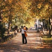 Осенний поцелуй :: Nyusha