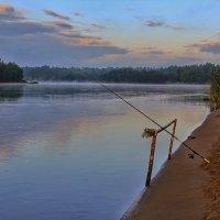утро на Бурной реке :: Ирэна Мазакина
