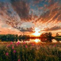 Закаты прошедшего лета :: Александр Лебедев