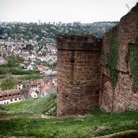 старые стены :: Лара Leila
