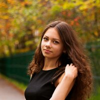 Осенний портрет :: Sergey