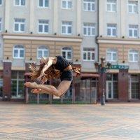 Прыжок :: Павел Ребрук