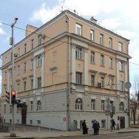 Доходный дом причта Успенской церкви :: Александр Качалин
