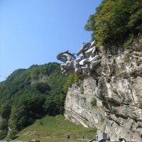 Скульптура Большой Георгий :: Михаил Яблоков