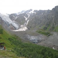 Ледник :: Михаил Яблоков