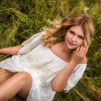 средь летних трав :: Татьяна Исаева-Каштанова