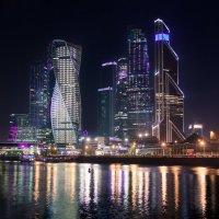 Москва-Сити :: IS_Irin .