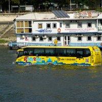 Автобус-амфибия :: Виталий