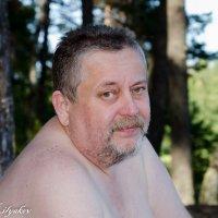 Возле озера лесного :: Александр Киляков