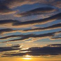 небесный закат :: Алена Дегтярёва